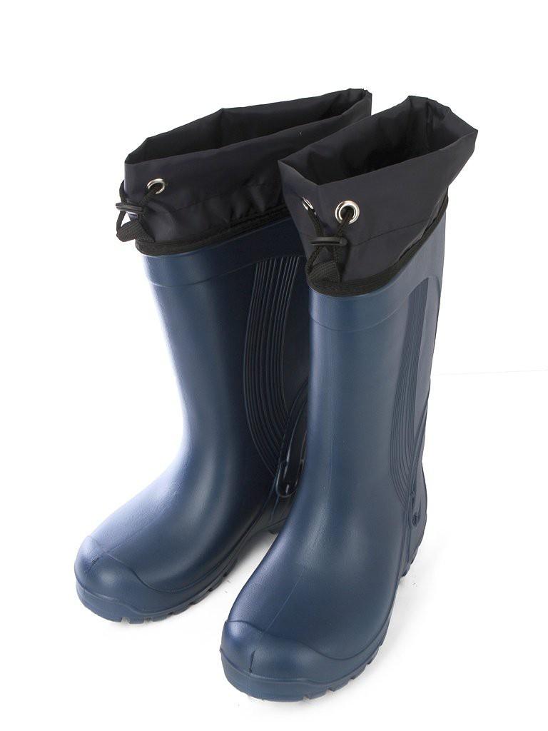 Сапоги женские Donna р37-38 до -15 (синие)