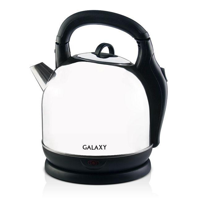 """Чайник диск 3.6л нерж-ка 2,0kw GL 0306 """"Galaxy"""""""